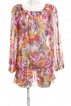 Apart Long-Bluse mehrfarbig extravaganter Stil