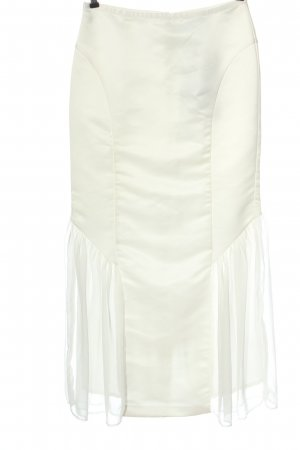 Apart Maxi Skirt white casual look