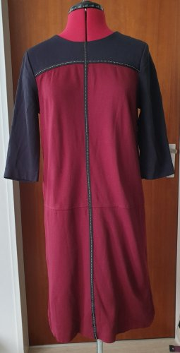 Apart Sheath Dress bordeaux-dark blue