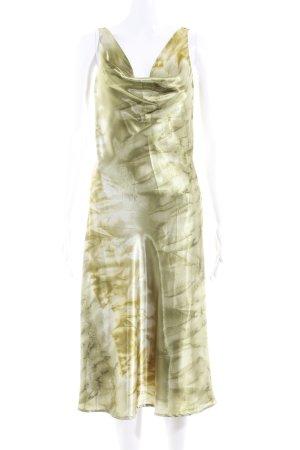 Apart Vestido a media pierna degradado de color elegante