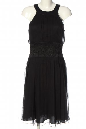 Apart Mini-jurk zwart elegant