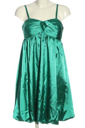 Apart Minikleid grün Elegant