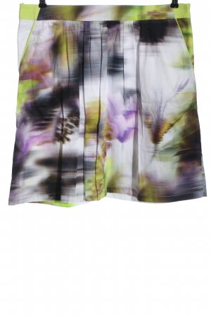 Apart Mini rok abstract patroon casual uitstraling