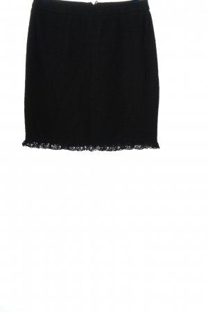 Apart Mini rok zwart casual uitstraling