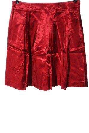 Apart Mini rok rood casual uitstraling