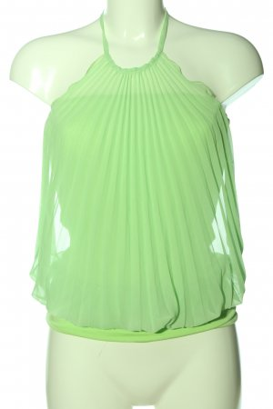 Apart Top senza maniche verde stile casual