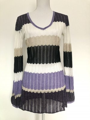 Apart V-Neck Sweater multicolored