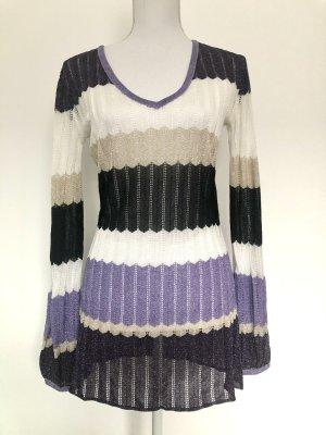 Apart V-Neck Sweater multicolored