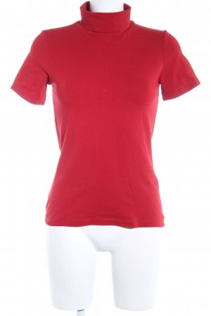 Apart Colshirt rood casual uitstraling