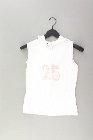 Apart Shirt Größe 36 weiß aus Polyacryl