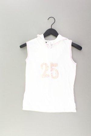 Apart T-shirt blanc cassé acrylique