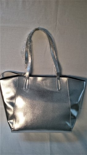 Apart Impressions Shopper silver-colored polyurethane