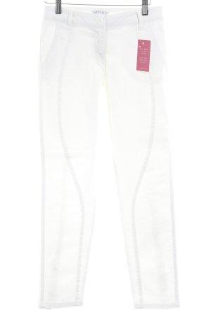 Apart Slim Jeans weiß Casual-Look