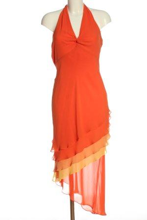 Apart Summer Dress light orange-primrose elegant