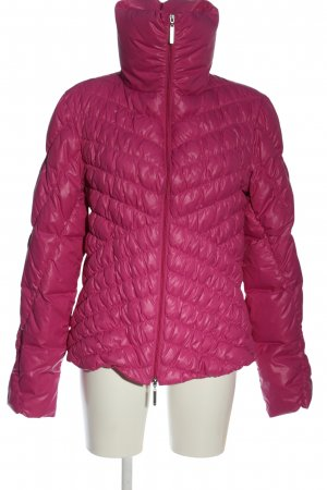 Apart Quilted Jacket pink quilting pattern casual look