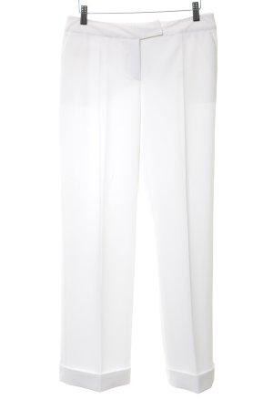 Apart Stoffhose weiß Elegant