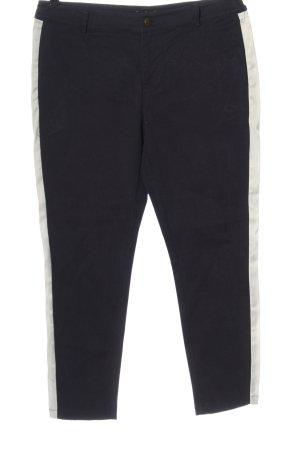 Apart Pantalón tipo suéter negro look casual