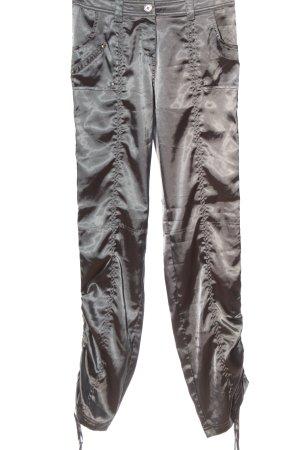 Apart Pantalon en jersey gris clair style décontracté