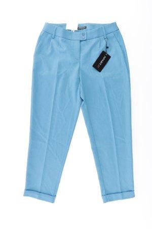 Apart Stoffhose Größe 38 blau aus Polyester