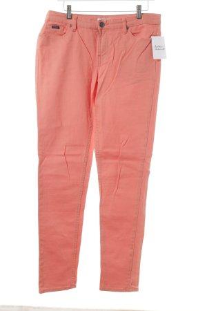 Apart Straight-Leg Jeans lachs Casual-Look