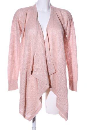 Apart Strick Cardigan pink Casual-Look