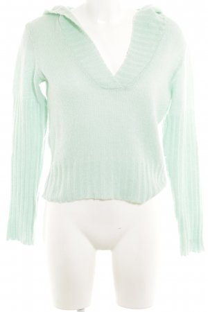 Apart Strickpullover mint Casual-Look
