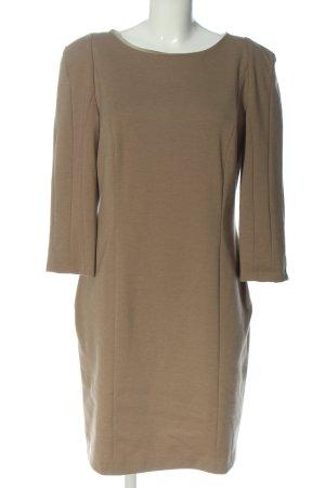 Apart Sweat Dress brown flecked casual look
