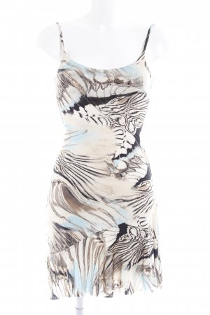 Apart Trägerkleid abstraktes Muster Casual-Look