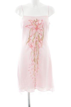 Apart Trägerkleid rosé Elegant