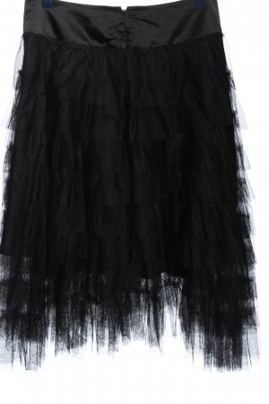 Apart Tulle Skirt black party style