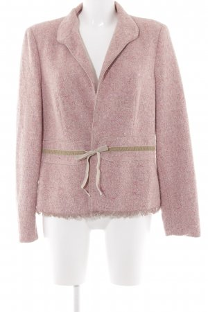 Apart Tweedblazer rosa meliert Brit-Look