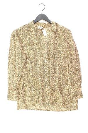 Apart Vintage Bluse Größe 40/42 Langarm braun