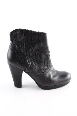 Apepazza Absatz Stiefel schwarz Casual-Look