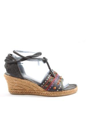Apepazza Espadrille sandalen veelkleurig casual uitstraling