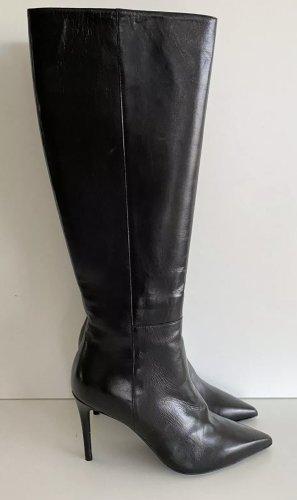 APERLAI Paris Stiefel Gr. 37.5 schwarz