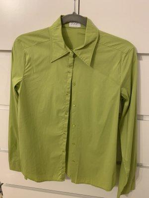 Apfelgrüne Bluse von Joop