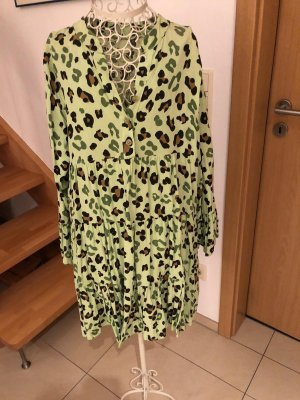 Tunic Dress lime-green