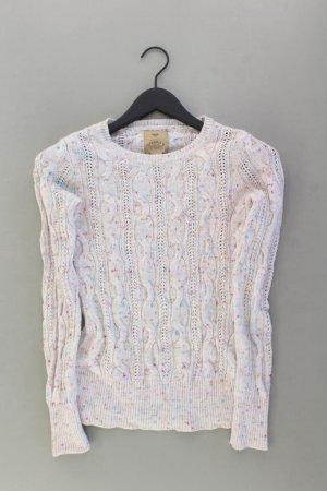 Aphorism Warkoczowy sweter Wielokolorowy Nylon