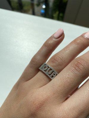 apm Monaco Zilveren ring zilver