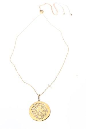 """apm Monaco Halskette """"Zodiaque"""" goldfarben"""