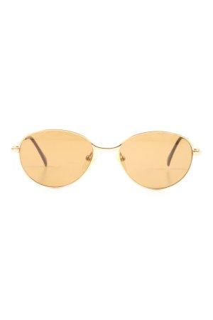 """Apollo runde Sonnenbrille """"W-be7trl"""" braun"""