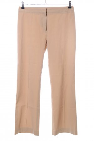 Apostrophe Bundfaltenhose nude Business-Look