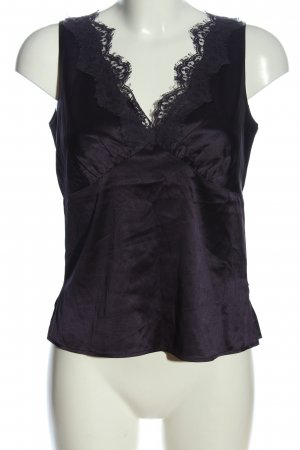 Apostrophe Slip-over blouse lila casual uitstraling