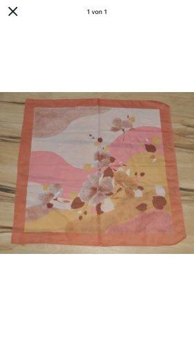 Pañoleta rosa-blanco