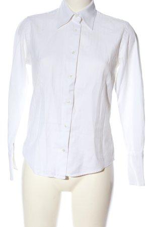 Appelrath-Cüpper Koszula z długim rękawem biały W stylu biznesowym