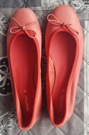 appetizer Slip-on Shoes pink