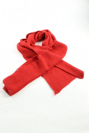 appetizer Crochet Scarf red casual look