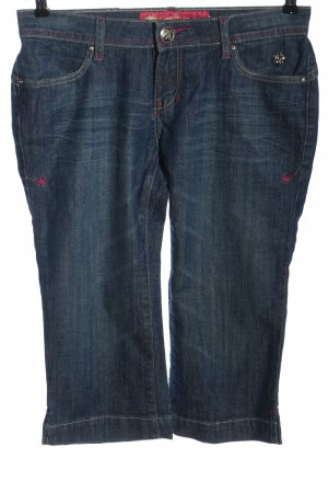 Apple Bottoms 3/4 Length Jeans blue casual look