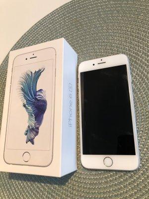 Apple Éventail blanc-argenté