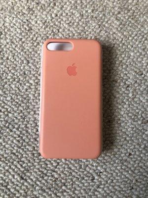 Apple Hoesje voor mobiele telefoons abrikoos